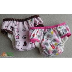 Tréninkové kalhotky natahovací bez PUL