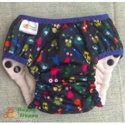 Tréninkové kalhotky- mimozemstani
