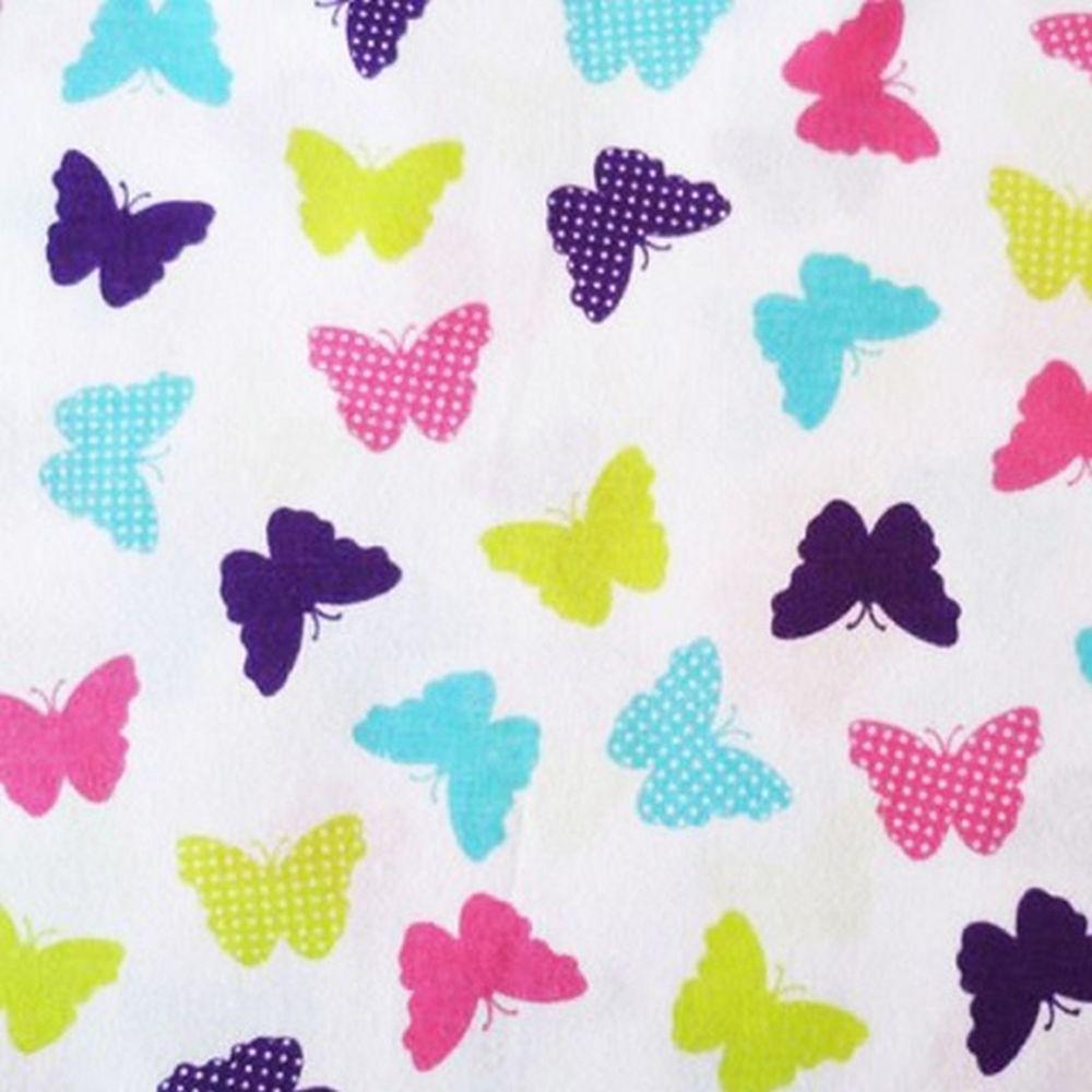 Motýlci na bílé 100% Ba