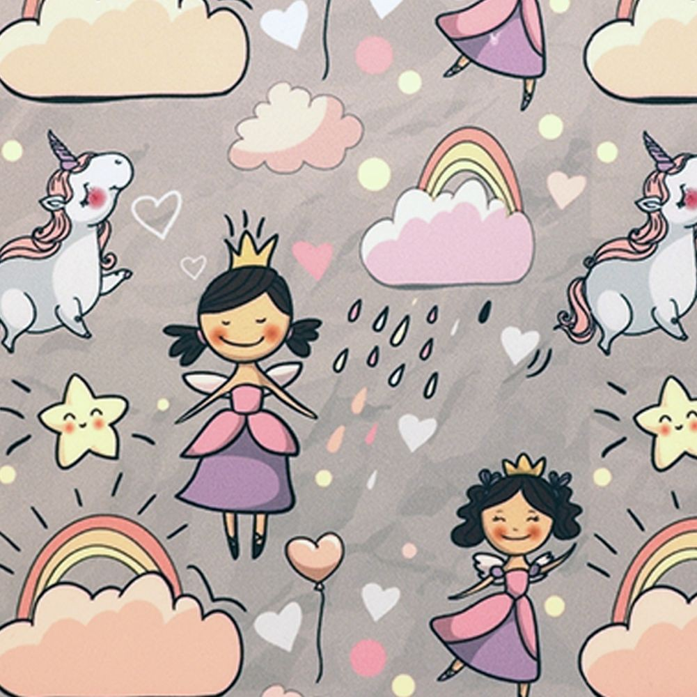 Princezna a jednorožec