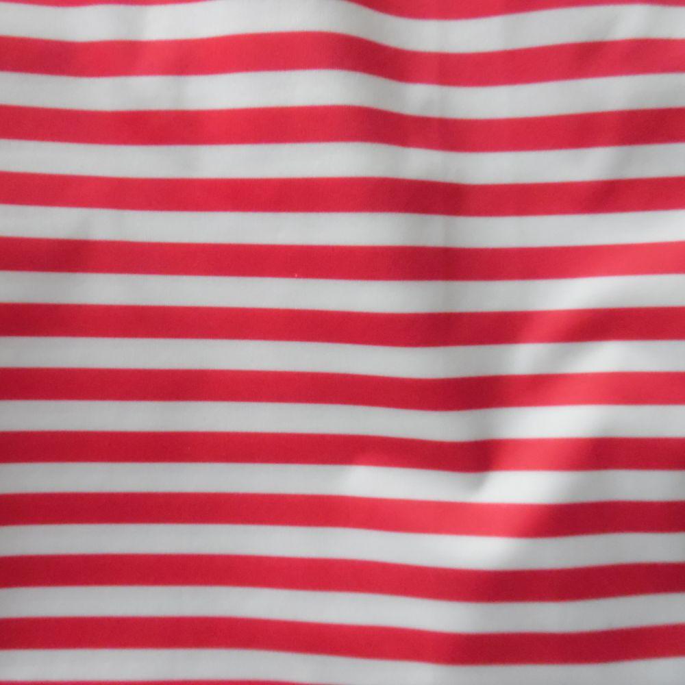 Červeno-bílé proužky