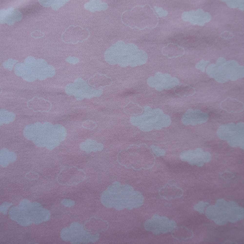 Růžové obláčky 100%Ba
